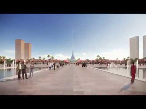 Andhra pradesh Design 1 Amaravathi Assembly Proposed Spike Option Legislature Design