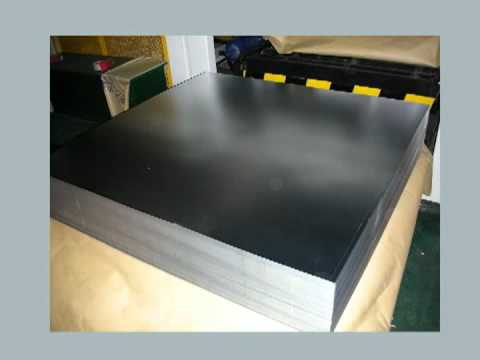 Cold Rolled Steel Plate, Anson steel
