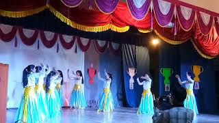 """Suraj chanda aur sitare"" by Saint Mary's students"