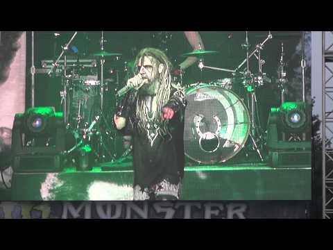 Rob Zombie-Living Dead Girl (Live) 4/27/14 Jacksonville, FL