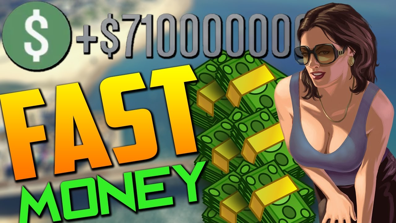 gta 5 online how to make money fast ps4 xbox one pc 1 37