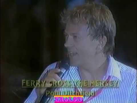 Paul Ditchfield Sings (Ferry Cross The Mersey)