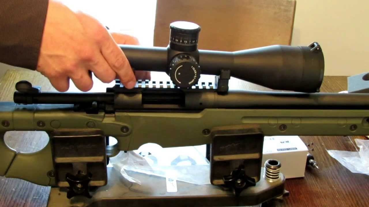 Sniper 101 Part 57 Scope Mount And Rings Installation