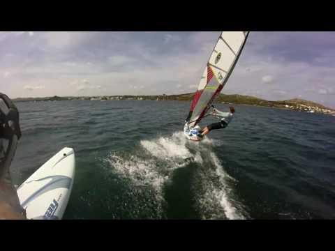 menorca windsurfing Fornells
