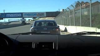 Laguna Seca Skip Barber Driving School