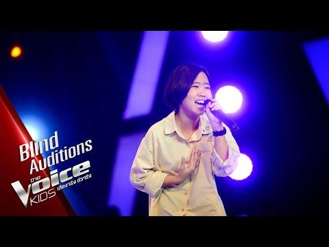จันทร์เจ้า - สาวอีสานรอรัก - Blind Auditions - The Voice Kids Thailand - 8 Apr 2019