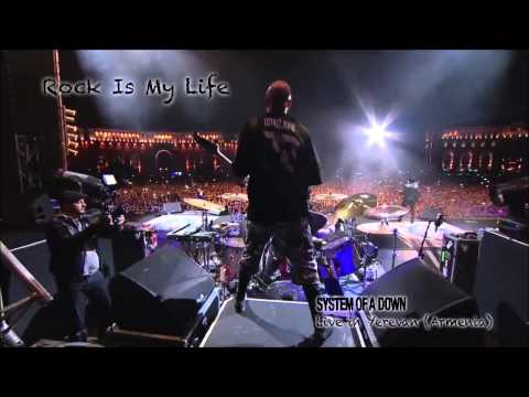 System of a Down (SOAD) - Aerials [Live in Yerevan, Armenia]