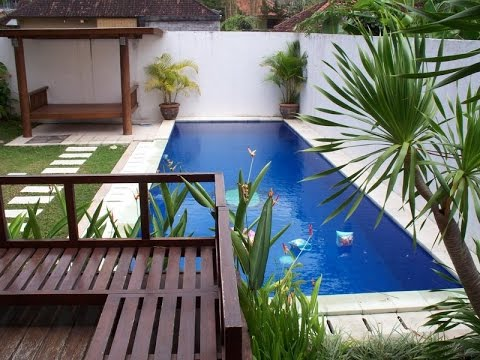 Swimming pool design youtube for Fotos de piscinas en patios pequenos