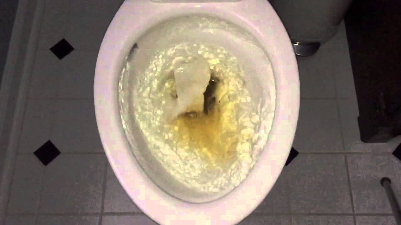 American Standard Optum Vormax Toilet = FAIL (240FPS) - YouTube
