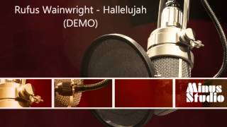 Rufus Wainwright - Hallelujah (minus)