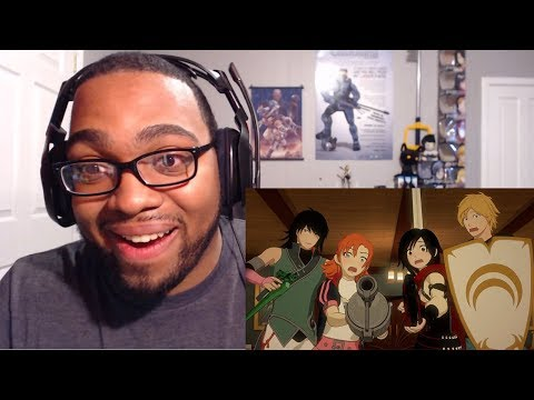 RWBY Volume 5 Chapter 1 Reaction - We Finally Made It!