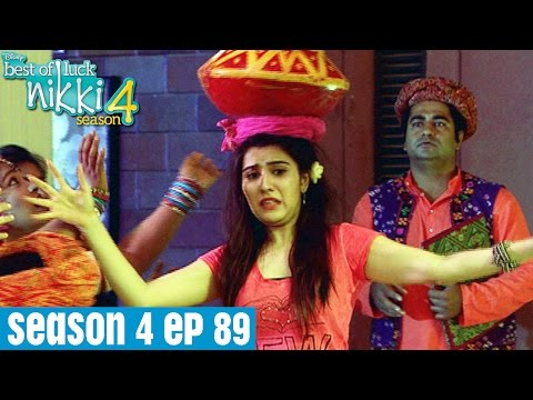 Teddy's New Beau | Best Of Luck Nikki | Season 4 | Episode 89 | Disney India Official