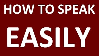 HOW TO LEARN ENGLISH SPEAKING EASILY. Learn English speaking practice. Learning English conversation