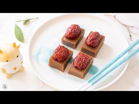 【步步高升】甜品想吃得健康就这么做,大人小孩都爱吃~【拾味爸爸】