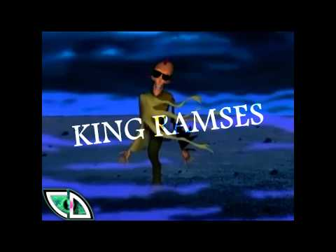 King Ramses Remixed (Courage the Cowardly Dog) (2013 Mix)