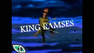 King Ramses Remixed (Courage the Cowardly Dog)