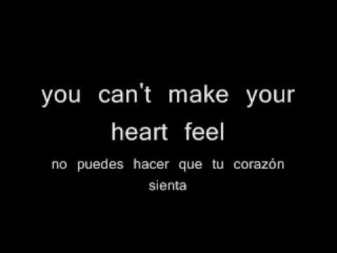 I can't make you love me - George Michael. Traducida al español