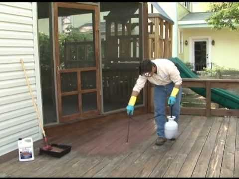 Deck Redo In Four Simple Steps With Thompson S Waterseal