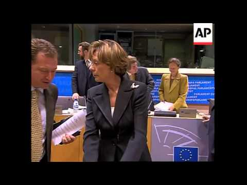 EU Commissioners appointed
