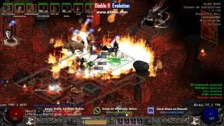 Jogando de boa Diablo 2 Evolution #d2evo