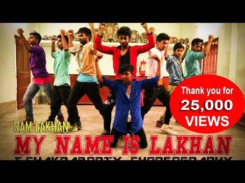 My Name is Lakhan | Ram Lakhan | subrata chakraborty choreography | rdx dance group bongaon