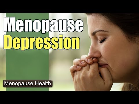 Menopause Depression And Anxiety Treatment