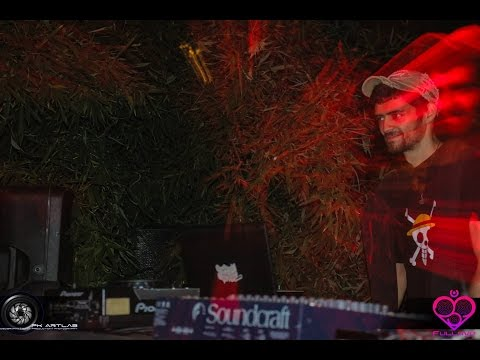 Psylence Mind / Involved Mind - Fullove Festival 2014 Live Set [192-150]