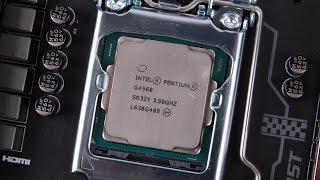 честный обзор от пользователя Intel Pentium G4560