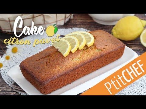 recette-de-cake-au-citron-et-graines-de-pavot---ptitchef.com