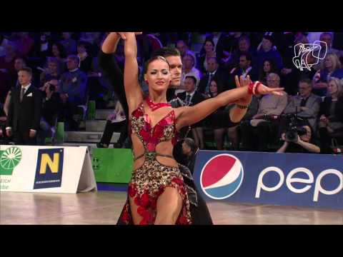 2015 Vienna World Open LAT | The Semi-Final Reel | DanceSpor