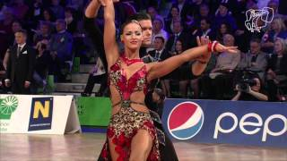 2015 Vienna World Open LAT | The Semi-Final Reel | DanceSport Total