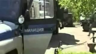 Патриотический клип на песню 'Спецназ'