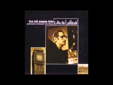 Bill Evans - Live in London (1965 Album)