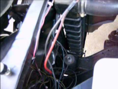 Chevy Electronic Ignition Wiring Diagram Dual Flush Toilet Cistern Hell On The Chevelle-------help !!!! - Youtube