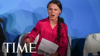 Science Teacher Placed On Leave After 'Sniper Rifle' Comment Directed At Greta Thunberg | TIME