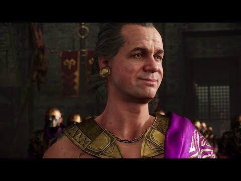 Ryse: Son of Rome  Best Character: Basilius Jamie Ballard 1080p HD  Xbox One