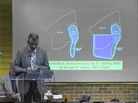 """""""The Kingdoms of Israel And Judah"""" Israel Finkelstein"""