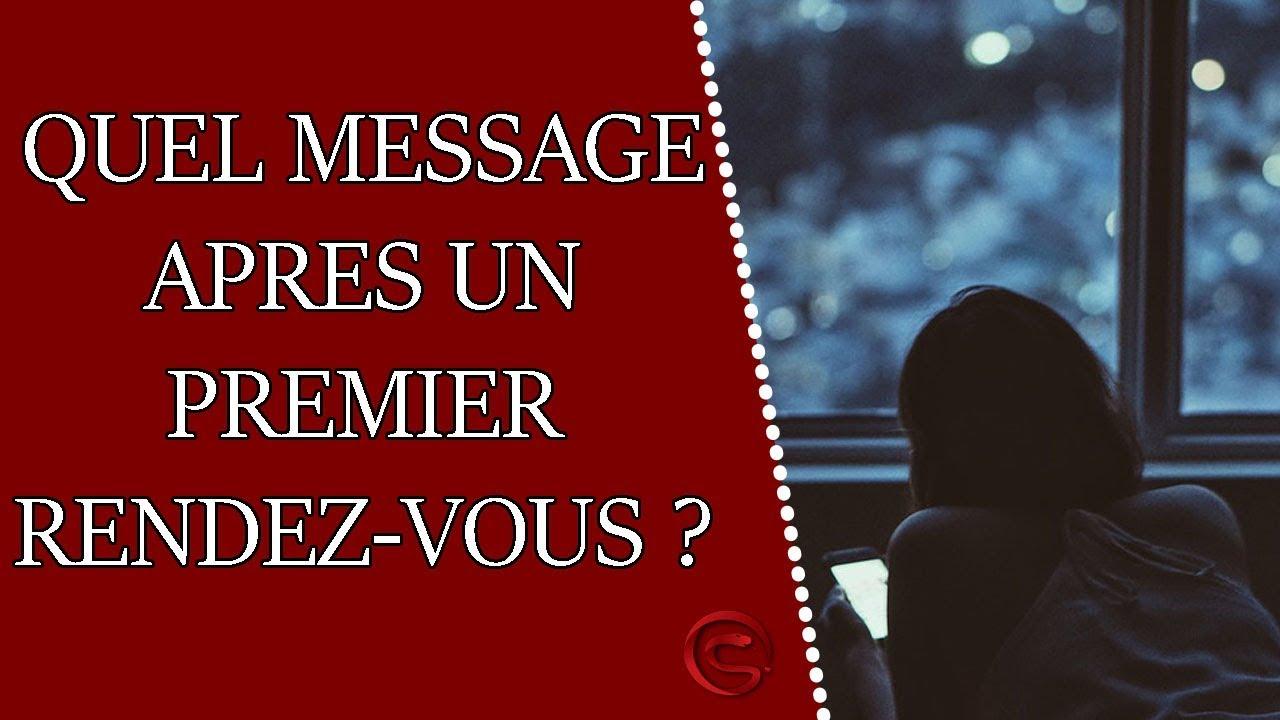 Quels SMS envoyer avant et après un premier rendez-vous ?