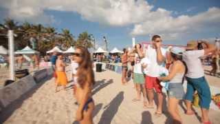 Майами № 67. Model Beach Volleyball 2014. Miami Beach.