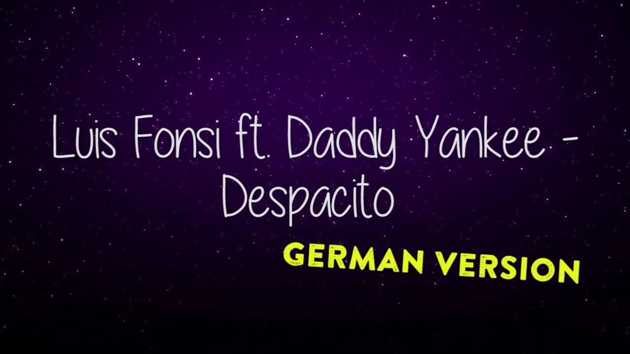 despacito deutsch