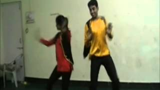 Latin - Bhangra Fusion Dance