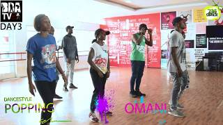 bba nigeria workshop day 3 omani   234dancetv