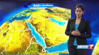 Weather Forecast | 01-04-2016