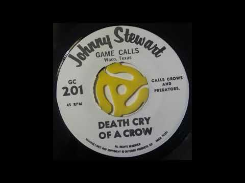 Johnny Stewart - Game Calls - Death Cry Of A Crow Pt 2