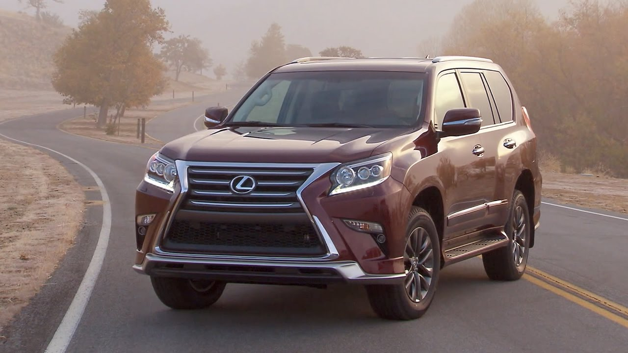 2017 lexus gx 460 premium with sport package youtube. Black Bedroom Furniture Sets. Home Design Ideas