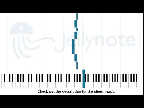 Dango Daikazoku Clannad Piano Sheet Music Youtube