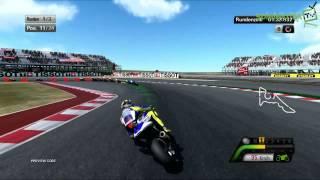 MotoGP™13 Gameplay Austin Valentino Rossi [HD]