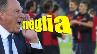 Zeman II il ritorno Cagliari-Empoli doppia seduta di allenamento