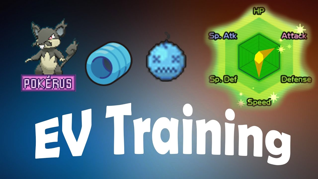 Easy Ev Training Guide Max Out Evs In One Battle Pokémon Sun Moon You