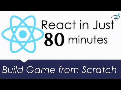 React Beginner Tutorial from Scratch to Tic Tac Toe Game